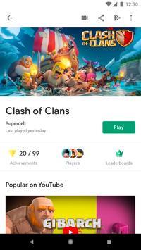 ألعاب Google Play تصوير الشاشة 2