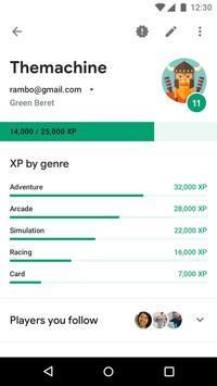 Google Play 遊戲 apk 截圖