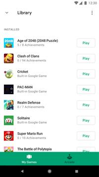 Google Play Games apk screenshot