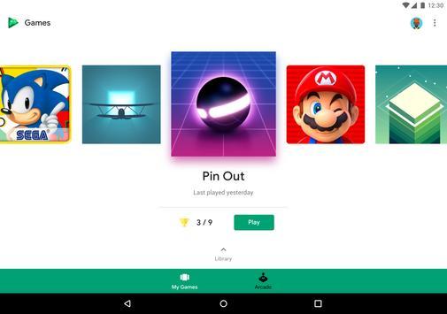 Google Play 游戏 apk 截图