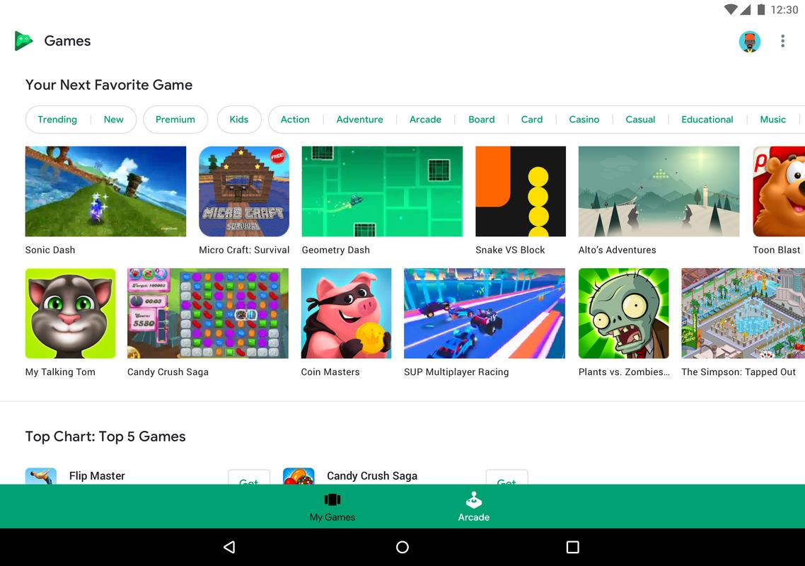Google Play Games APK Download - Free Entertainment APP ...