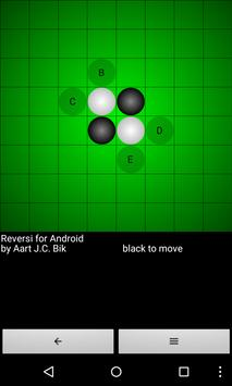 Reversi for Android poster