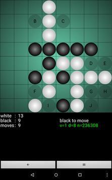 Reversi for Android apk screenshot