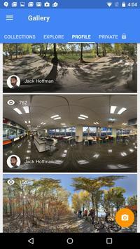 Google Street View APK-screenhot