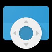 Android TV Remote Service icon