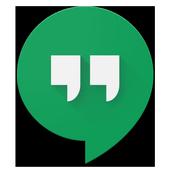 Hangouts ícone