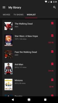 Google Play Filmes apk imagem de tela
