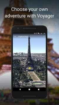 Google Earth apk screenshot