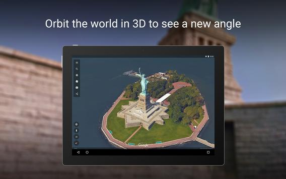 Google Earth APK-screenhot