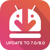 Updates for Android (info) - OS Andriod Update icon