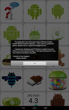 Update for Android (info) - Software up to date apk screenshot