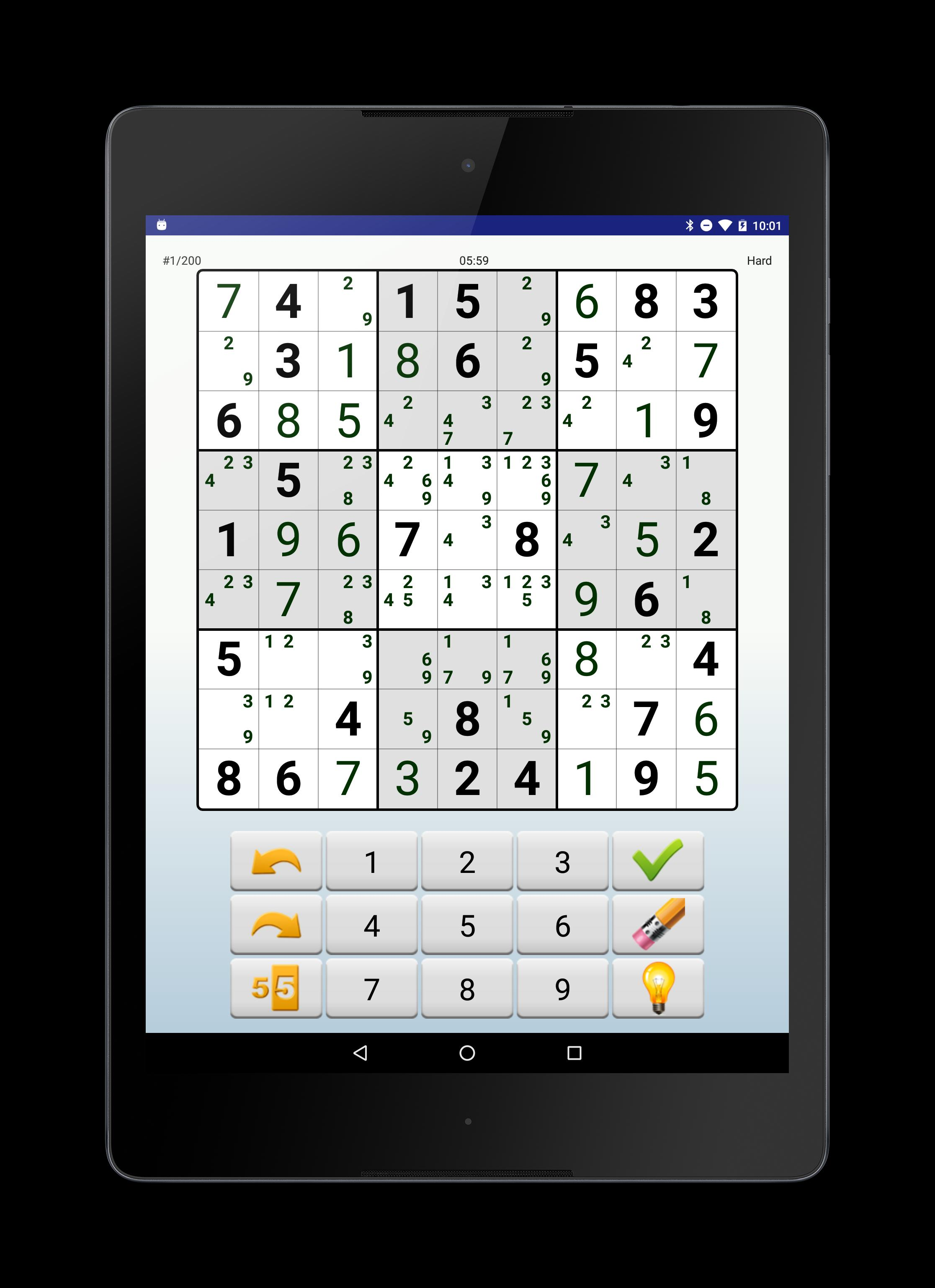 Sudoku 2Go for Android - APK Download
