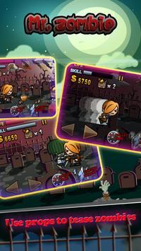 Mr Zombie 2019 apk screenshot