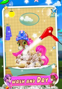 Little Pony Makeover apk screenshot