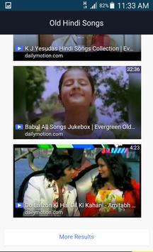 Old Hindi Songs apk screenshot
