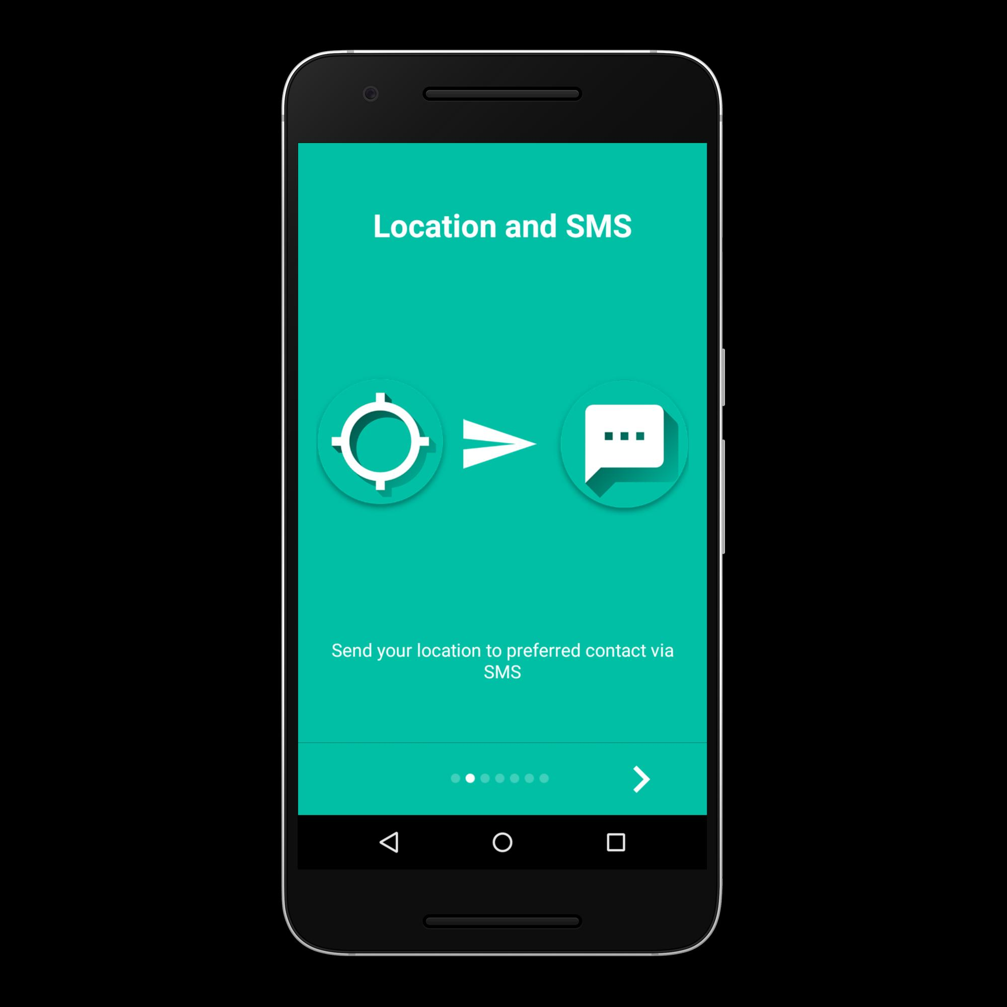 Location: Send & Track Offline for Android - APK Download