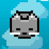 Falling Cat icon