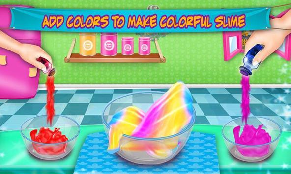How To Make Slime Toy: Glowing DIY Maker Games screenshot 2
