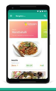 Gohungry screenshot 2