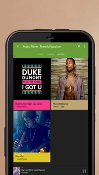 Music Player - Equalizer pro screenshot 1
