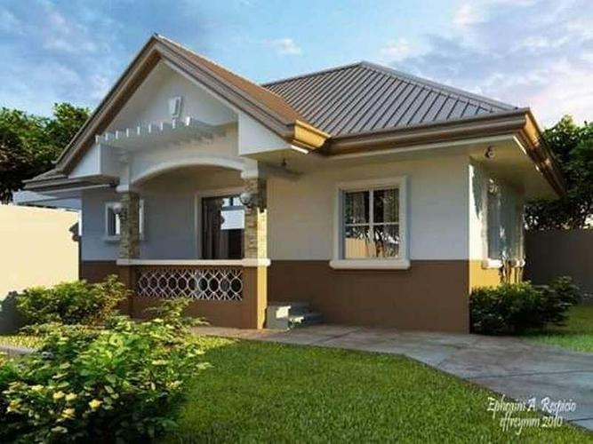 61+ Gambar Rumah Minimalis Sederhana Di Kampung Terbaik