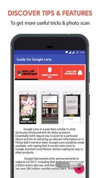 Info for Google Lens screenshot 1