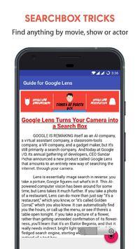 Info for Google Lens screenshot 2