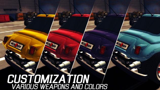 Metal Racer screenshot 3