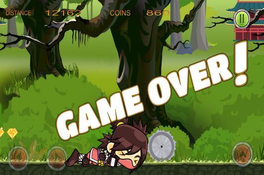 Temple Ninja Run apk screenshot