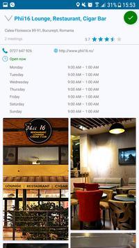 GoOut - Place finder for Restaurants,Bars & others apk screenshot