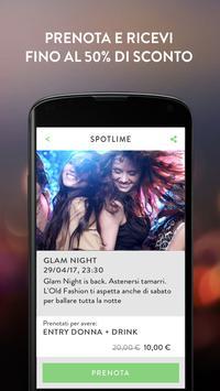 Spotlime: Eventi, discoteche, concerti, aperitivi apk screenshot