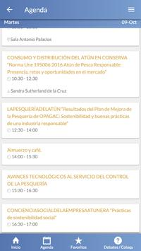 Congreso Nacional del Atún screenshot 3