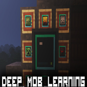 Deep Mob Learning Mod for Minecraft PE icon