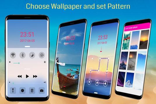 Lock Screen Iphone poster