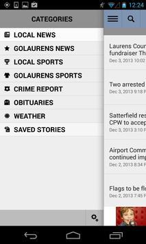 GoLaurens apk screenshot