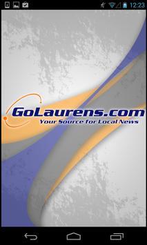 GoLaurens poster