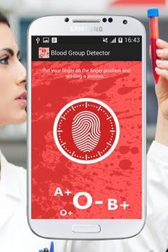 Blood Group Scanner Prank screenshot 16