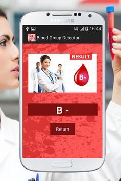 Blood Group Scanner Prank screenshot 12