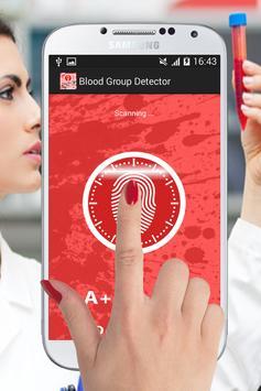 Blood Group Scanner Prank screenshot 3