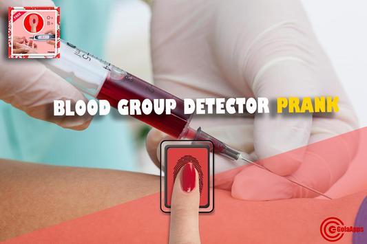 Blood Group Scanner Prank screenshot 8