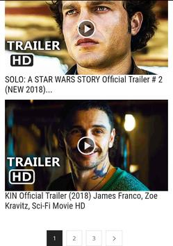 New Movie Trailers screenshot 1