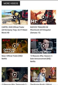 New Movie Trailers screenshot 2