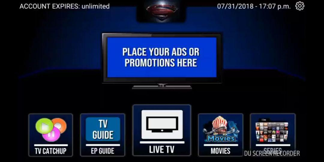 Supa IPTV for Android - APK Download