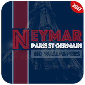 P.S.G Neymare HD Wallpapers icon
