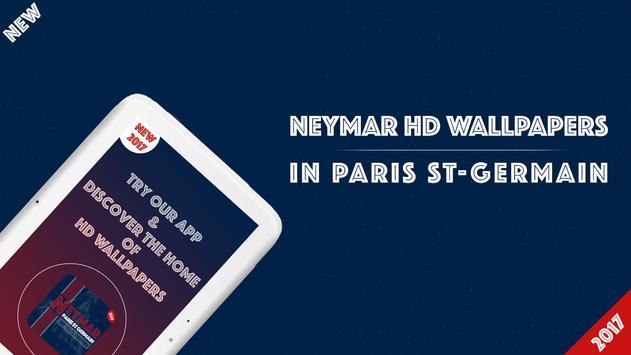 P.S.G Neymare HD Wallpapers apk screenshot
