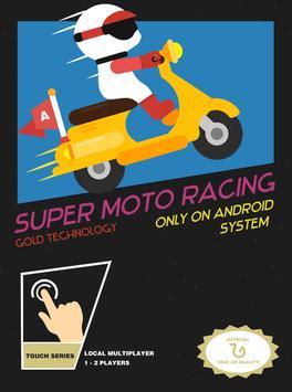 Super Moto Racing poster