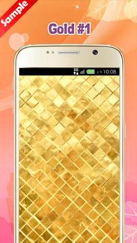 Gold Wallpaper apk screenshot