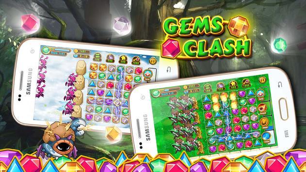 Clash Of Gems apk screenshot