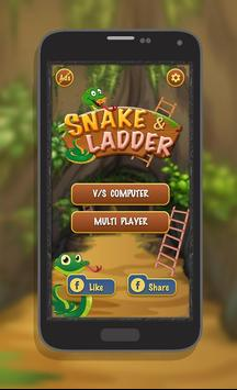Snake and Ladder 2D poster