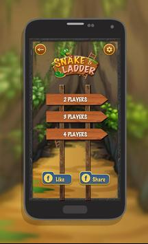 Snakes and Ladders 2D screenshot 2
